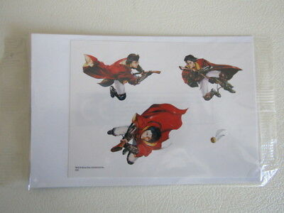 Acorn ~ Harry Potter Stickers and Card (e13)