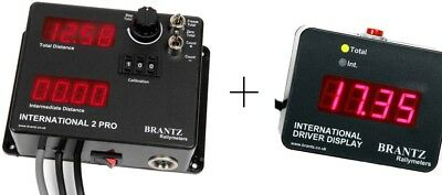 KIT - Trip Brantz International 2-DD Pro (BR6-DD) + Afficheur conducteur (BR61)