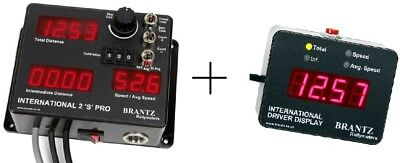 KIT - Trip Brantz International 2S-DD Pro (BR7-DD) + Afficheur conducteur (BR71)