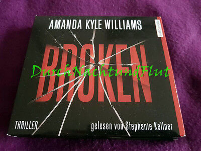 Cd Hörbuch | Krimi Thriller | Amanda Kyle Williams | Broken | Keye Street # 2