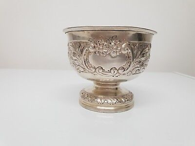 Charles Stuart Harris Solid Sterling Silver Bowl 1901