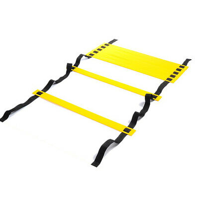 4M Speed Agility Ladder Exercise Sport Football Soccer Training Ladder