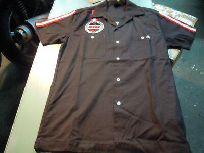 King Kerosin Hemd  motor freak Size M