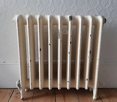Cast Iron Radiator used