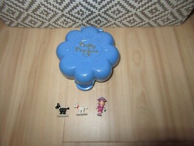 polly pocket fifi appartement parisien complet 1990