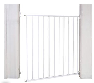 Cuggl New And Boxed Single Panel Metal Wall Fix Gate