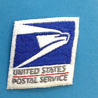 Post Office Patch Letter Carrier Mailman Postal Service Eagle Emblem USPS