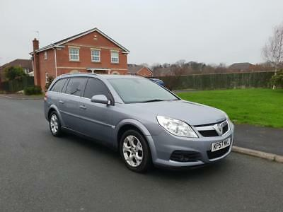 2007/57 Vauxhall Vectra Elite NAV Estate 1.9 cdti (150ps). TOP SPEC