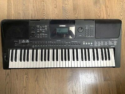 Yahama Keyboard PSR-E453 (PERFECT CONDITION)