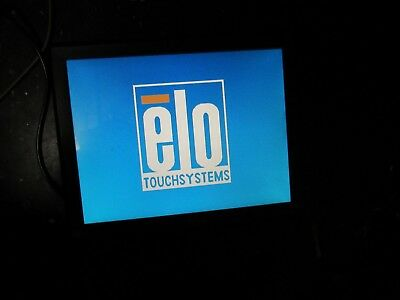 """Elo Touch Systems ET1515L-8CWC-1-RMTZ-G 15"""" LCD Touchscreen Monitor"""