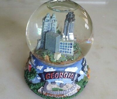 NWT-Waterball Collectible Atlanta Georgia, The Encore Group, Inc., 65mm, 3 1/2""