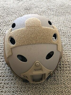 Ops Core FAST Carbon Bump Helmet M/L With All The Associated Accessories