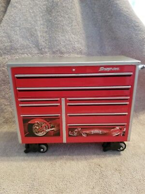 Snap On Mini 2 Drawer Bottom Chest Tool Box Limited Edition Chopper