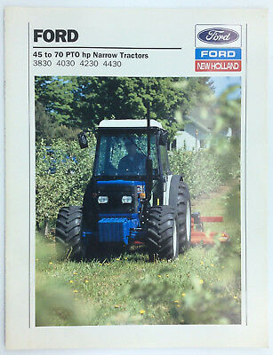 Ford Tractor Brochure 1994