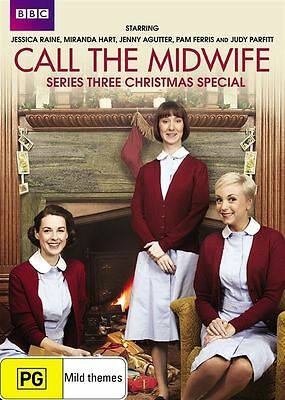 Call The Midwife : Series 3 CHRISTMAS SPECIAL (DVD, 2014), NEW SEALED