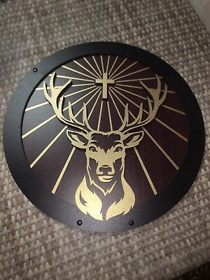 Jagermeister Bar  Wood  Sign 18 Inch **New**