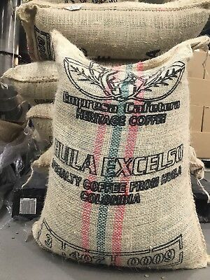 Colombian GREEN Coffee Beans - 1 KG