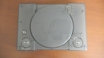 Playstation PSX shell replacement Smoke Gray Brand New NIB Rare