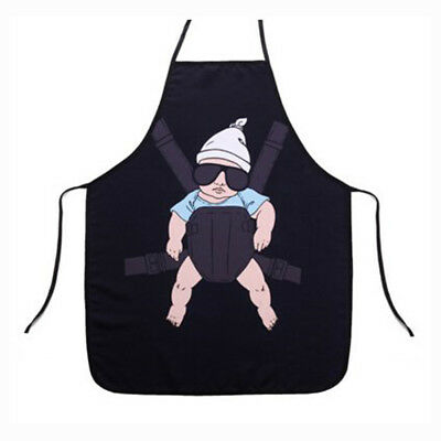Cartoon Comic Kitchen Cooking Apron (Baby)