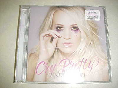 """Carrie Underwood """"Cry Pretty"""" UNOPENED CD 2018 - Brand NEW !"""