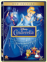 Cinderella (DVD, 2012) - New!