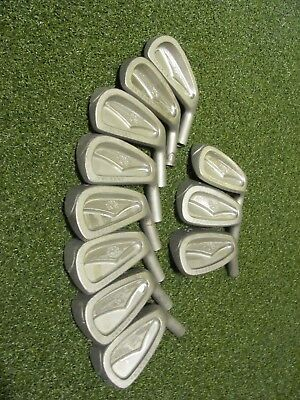 Vintage MacGregor Tourney MT Pre Production Iron Heads Rare Collectible Golf