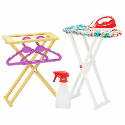 My Life As Girl Doll Iron Hanger Play Set 6 Piece Accessories...4.99