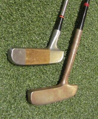 Vintage MacGregor Putters Jerry Glynn Signature & Tommy Armour Collectible Golf