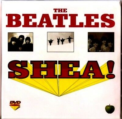 The Beatles Live At Shea Stadium 1965 CD+DVD (NTSC)