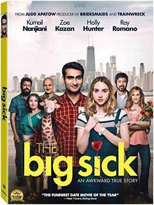 The Big Sick DVD Brand New 'New Year Clearance Sale'