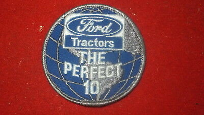 Patch - Ford Tractors - The Perfect 10