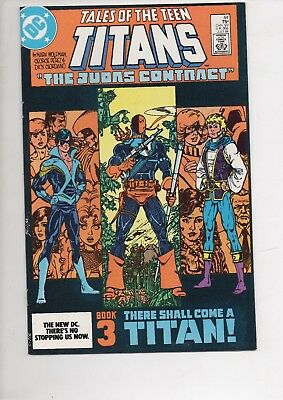 TALES of the TEEN TITANS #44 comic1984/1st NIGHTWING/NM 9.4 copy/SUPER CHEAP!