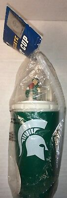 New Michigan State University Spartans East Lansing Sparty Mascot Cup Msu Green
