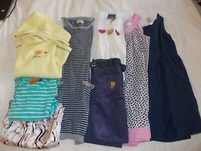 BULK LOT GIRLS CLOTHES SIZE 7  Total of 8 items