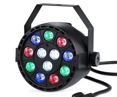 RGBW 12 LED Stage Light Par 8 CH DMX 512 Lighting Laser Projector