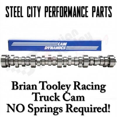 Brian Tooley Racing NSR 4.8/5.3/6.0 BTR Truck Cam - Silverado/Sierra 66HP GAINS!