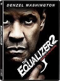 Equalizer 2 (DVD) REGION 1 DVD (USA) Brand New and Sealed