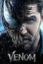 Venom (DVD) REGION 1 DVD (USA) BRAND NEW & SEALED DVD