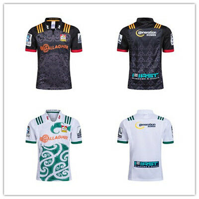 2018/19 Chiefs Home/Away rugby jersey Size: S-3XL
