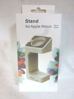 Apple Watch Stand - Black - NEW
