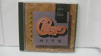 CHICAGO GREATEST HITS 1982 - 1989                                          cd710
