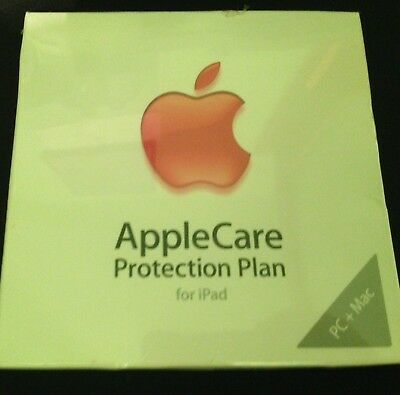 Applecare Protection Plan for i Pad   ***BRAND NEW***