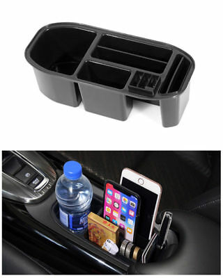 Car Water Cup Holder Storage Box Container Tray for Honda HR-V Vezel
