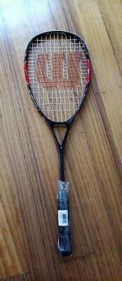 Wilson Squash Racquet Tour K Brand New with Tags