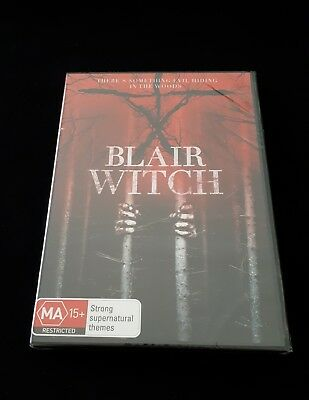 DVD - Blair Witch - Brand New and Sealed
