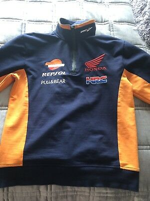 Official Team Repsol Honda 2018 Race Sweatshirt Marquez