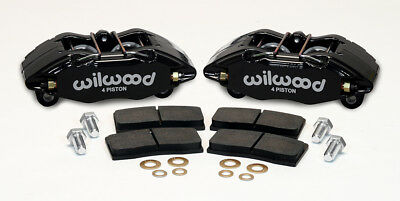 Wilwood Forged Dynapro Brake Caliper Upgrade BLACK EK4 EG6 Civic VTi 262mm NEW