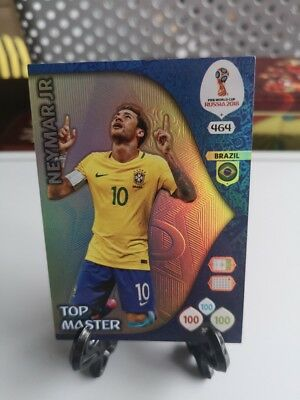Panini adrenalyn xl world cup Russia 2018 top master n.464