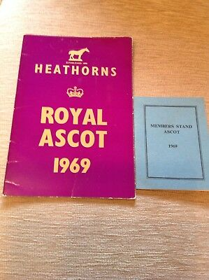 Royal Ascot Program
