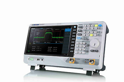 Siglent SSA3032X Spectrum Analyser 3.2GHz Includes TG Option